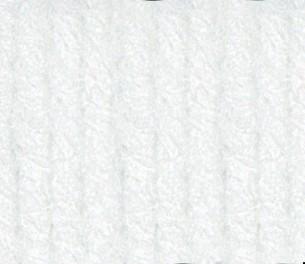 Phentex White Worsted Yarn (4 - Medium)