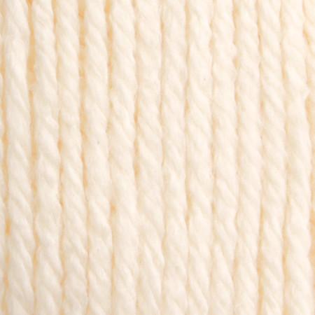 Bernat Cheery Cream Giggles Yarn (4 - Medium)