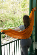 Purl Diving Patterns Dulce Shawl & Scarf