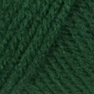 Red Heart Yarn Forest Green Classic Yarn (4 - Medium)