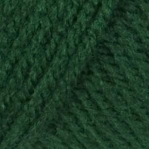 Red Heart Yarn Forest Green Classic Yarn (4 - Medium)