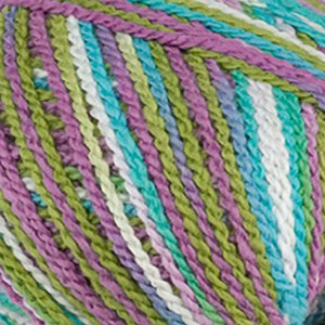 Cascade Hawaiian Splendor Fixation Sprayed Yarn (3 - Light)