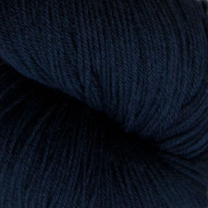 Cascade Navy Heritage Sock Solid Yarn (1 - Super Fine)