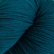 Cascade Como Blue Heritage Sock Solid Yarn (1 - Super Fine)