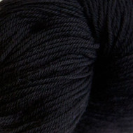 Cascade Real Black Heritage Sock Solid Yarn (1 - Super Fine)