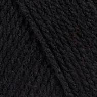 Red Heart Black Comfort Sport Yarn (3 - Light)