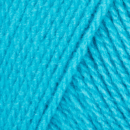 Red Heart Turquoise Comfort Sport Yarn (3 - Light)