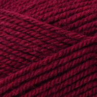 Plymouth Deep Burgundy Encore Worsted Yarn (4 - Medium)