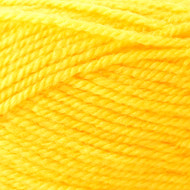 Plymouth Bright Yellow Encore Worsted Yarn (4 - Medium)