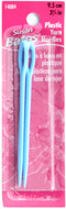 "Susan Bates 2-Pack 3.75"" (9.5 cm) Plastic Yarn Needles"