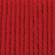 Bernat Berry Red Softee Chunky Yarn (6 - Super Bulky)
