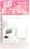 Susan Bates 10-Pack Gauge Grabber (Assorted Swatch Stickers)