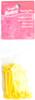 Susan Bates 24-Pack Seaming Pins (Yellow)