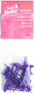 Susan Bates 24-Pack Seaming Pins (Purple)