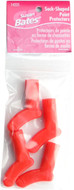 Susan Bates 4-Pack Sock-Shaped Point Protectors (Red)