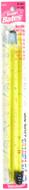 "Susan Bates Crystalites 2-Pack 10"" Single Point Acrylic Knitting Needles (Size US 11 - 8 mm)"