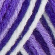 Red Heart Yarn Purples Ombre Classic Yarn (4 - Medium)