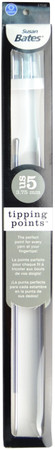 """Susan Bates Tipping Points 10"""" Single Point Knitting Needle (Size US 5 - 3.75 mm)"""