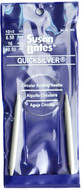 "Susan Bates Quicksilver 16"" Circular Knitting Needle (Size US 10.5 - 6.5 mm)"