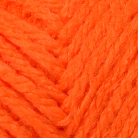 Red Heart Yarn Tangerine Classic Yarn (4 - Medium)