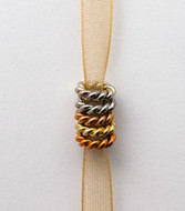Debras Garden CopperRings(Small Braided) - Ring & Lace Marker