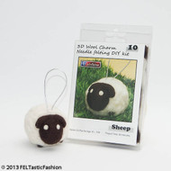 Feltastic Fashion Sheep Diy Felting Kit