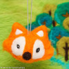 Feltastic Fashion Fox Diy Felting Kit