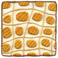 "Wool & Hoop Honey Drops Crewel Embroidery Kits (3"" X 3"")"