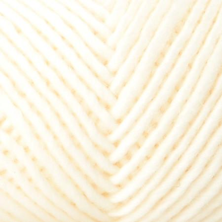 Brown Sheep Yarn Cream Lamb's Pride Worsted Yarn (4 - Medium)