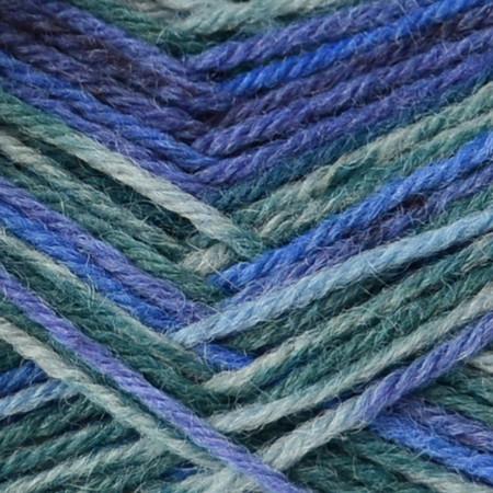 Regia #3658 Winter Night Design Line Pairfect Yarn (1 - Super Fine)
