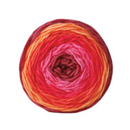 Bernat Scarlet Sizzle Pop Yarn (4 - Medium)