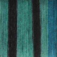 Patons Turquoise Stripes Kroy Socks Yarn (1 - Super Fine)