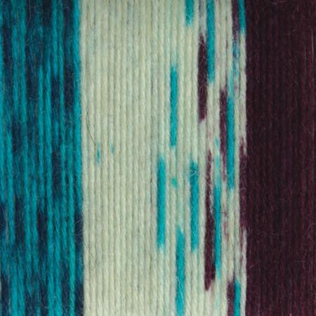Patons Blue Raspberry Kroy Socks Yarn (1 - Super Fine)