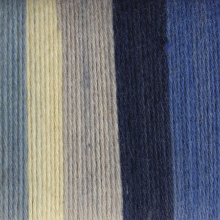 Patons Coastal Stripes Kroy Socks Yarn (1 - Super Fine)