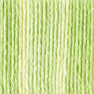 Lily Sugar 'n Cream Aloe Vera (Scented) Lily Sugar 'n Cream Yarn - Small Ball (4 - Medium)