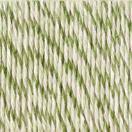 Lily Sugar 'n Cream Green Twists Lily Sugar 'n Cream Yarn - Small Ball (4 - Medium)