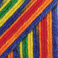 Caron Crayon Varg Simply Soft Yarn (4 - Medium)