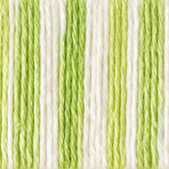 Lily Sugar 'n Cream Key Lime Pie Ombre Lily Sugar 'n Cream Yarn - Cone (4 - Medium)
