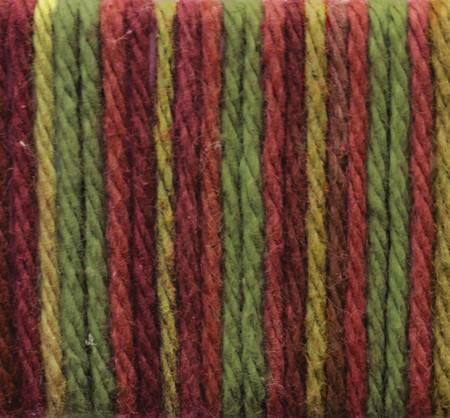 Lily Sugar 'n Cream Autumn Leaves Ombre Lily Sugar 'n Cream Yarn - Cone (4 - Medium)