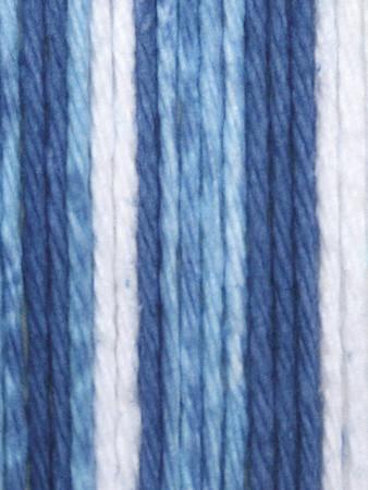 Lily Sugar 'n Cream Tie Dye Stripes Lily Sugar 'n Cream Yarn - Super Size (4 - Medium)
