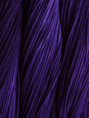 Malabrigo Purple Mystery Rios Yarn (4 - Medium)