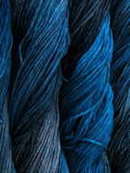 Malabrigo Bobby Blue Rios Yarn (4 - Medium)
