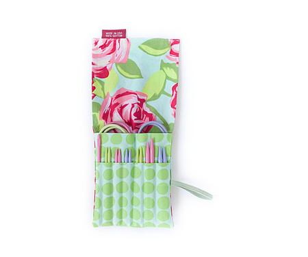 Denise Knitting & Crochet Roses & Dots Denise2Go Knitting Set (Small Size)