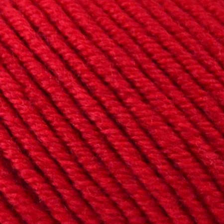 Lang Yarns Red Coral Merino 120 Superwash Yarn (3 - Light)