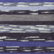Lion Brand Ocean Print Woolspun Yarn (5 - Bulky)