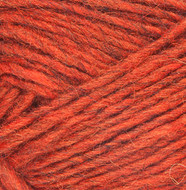 Lopi Burnt Orange Álafosslopi Yarn (5 - Bulky)