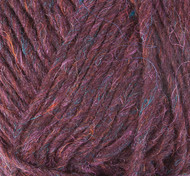 Lopi Bordeaux Heather Álafosslopi Yarn (5 - Bulky)