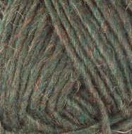 Lopi Cypress Green Heather Álafosslopi Yarn (5 - Bulky)