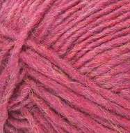 Lopi Fuchsia Heather Álafosslopi Yarn (5 - Bulky)