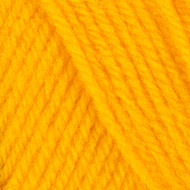 Red Heart Golden Yellow Classic Yarn (4 - Medium)